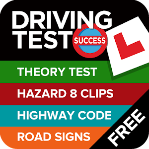 Driving Theory Test 4-in-1 Kit Free Icon