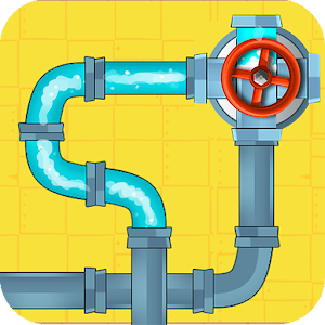 Plumber Pipe Adventure: Connect Water Line New App on Andriod - Use on PC