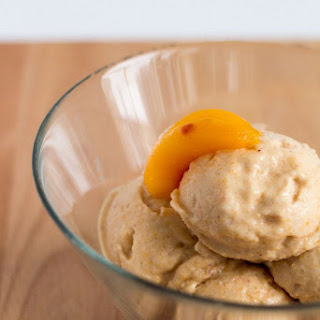 Peach Protein Sorbet