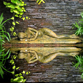 Koh Samui by Francesca Riggio - City,  Street & Park  City Parks ( water, park, green, koh samui, thailand )
