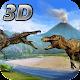 Ninja Kung Fu Dino Fighting 3D