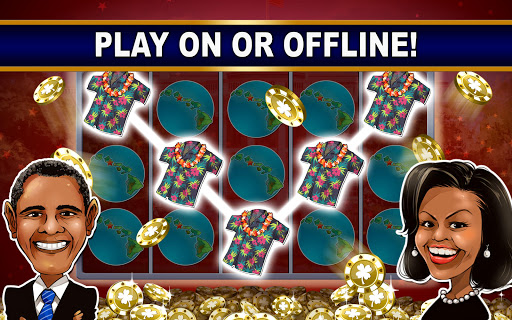 President Trump Free Slot Machines with Bonus Game screenshot 14