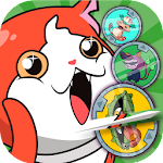 Slasher with Yo kai APK Image