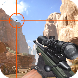 Mountain Sniper Shooting - Strike War For PC