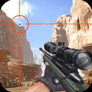 Mountain Sniper Shooting - Strike War For PC