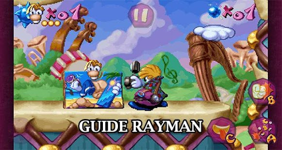 Guide for Rayman Classic - screenshot