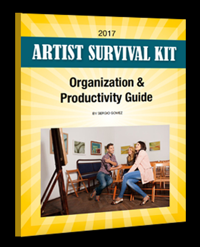 Artist Survival Kit: Organization and productivity guide