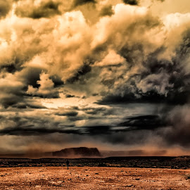 by Stanley P. - Landscapes Cloud Formations