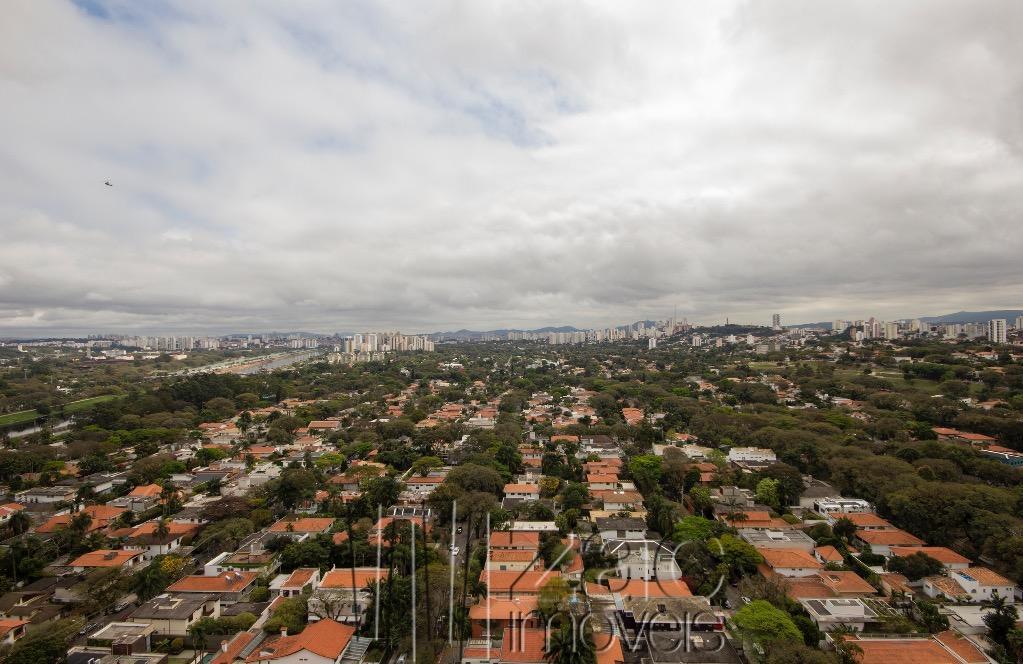 Sobrevoando São Paulo!