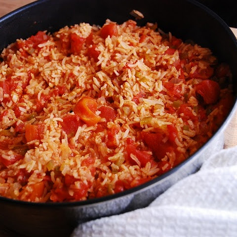 Mom's Spanish Rice