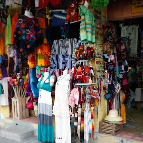 Clothes by Cristobal Garciaferro Rubio - City,  Street & Park  Markets & Shops ( pwcmarkets )