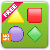 Download Kids Learn Shapes FREE APK on PC