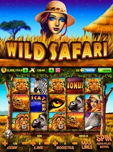 Lion House Casino Slots - FREE - screenshot