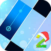 Game Piano Tiles 2s APK for Kindle