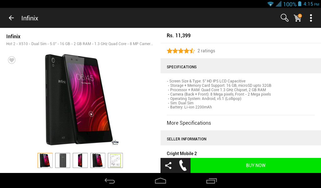 DARAZ Online Shopping & Deals Screenshot 10