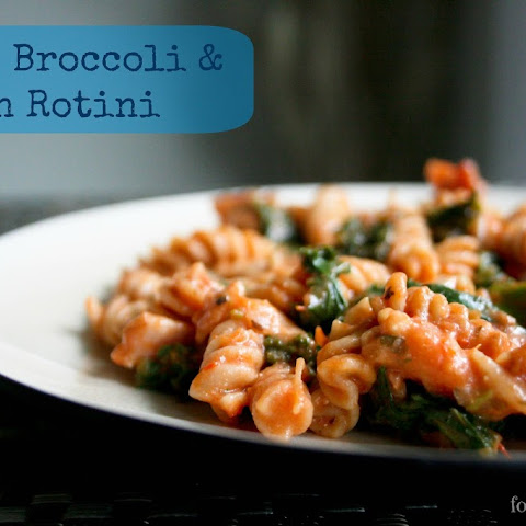 Kale, Bacon & Broccoli Rotini