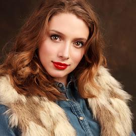 Kayla by Chris Arbeene - People Portraits of Women