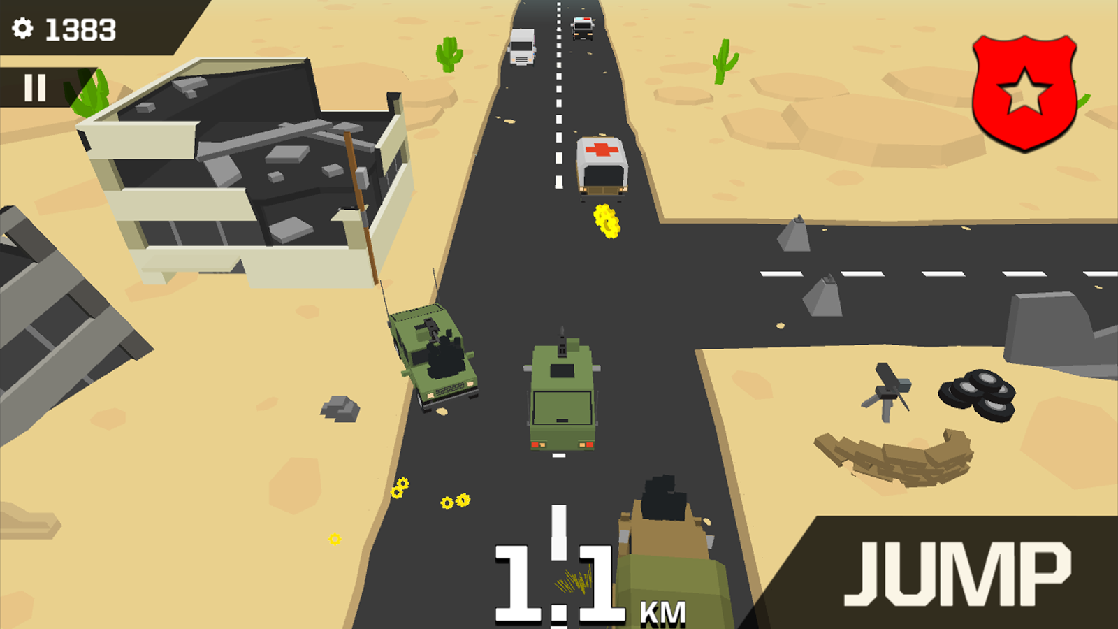 Nitro Dash Screenshot 8