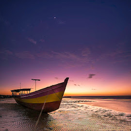 boat by Bramantya Wardana - Landscapes Sunsets & Sunrises