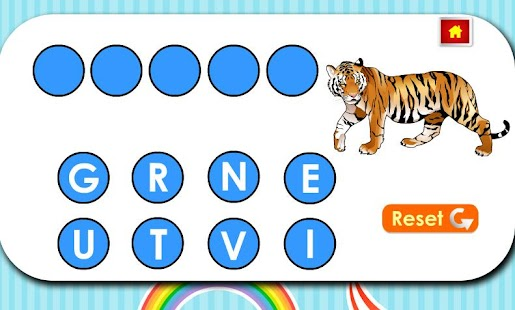 Learn Animals For Kids- screenshot thumbnail
