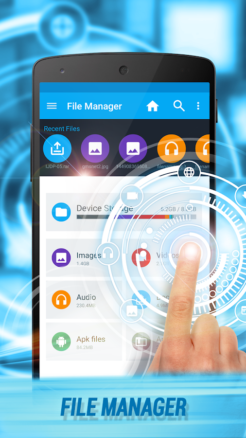 Download Manager for Android Screenshot 1