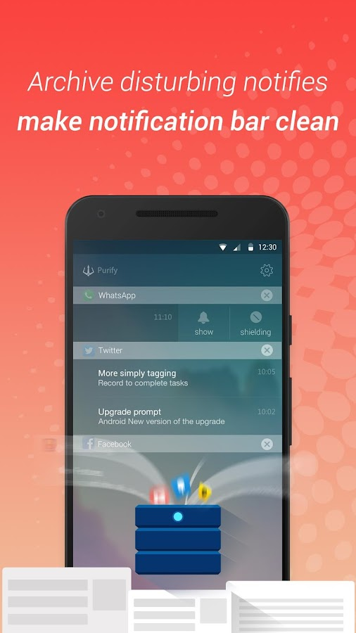 Purify – Speed & Battery Saver Screenshot 2