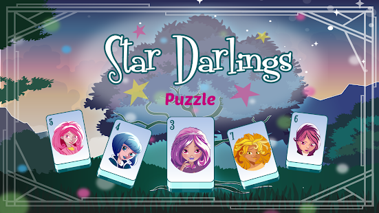 Puzzle Star darlings - screenshot
