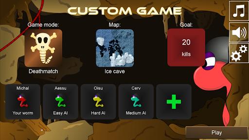 Annelids: Online battle screenshot 6