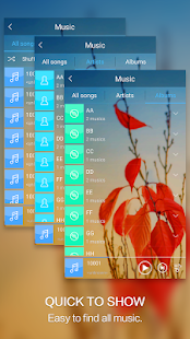 Music Player - Audio Player - screenshot