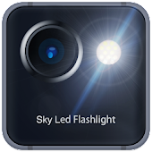 Sky LED Flashlight Pro APK for Blackberry