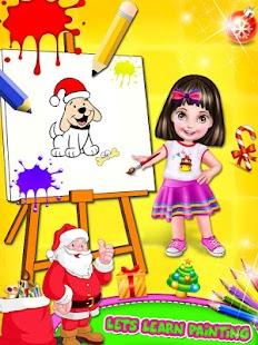 Kindergarten Coloring Pages apk screenshot