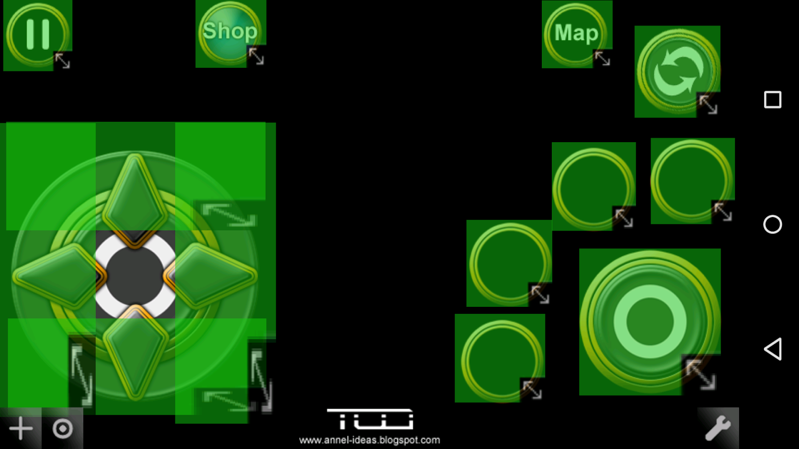 BT Controller Editor Screenshot 2