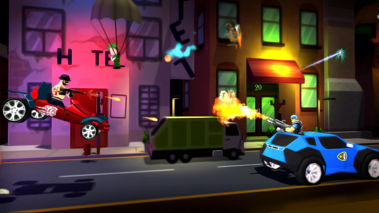Gangstar Shooter : Vegas Screenshot 4