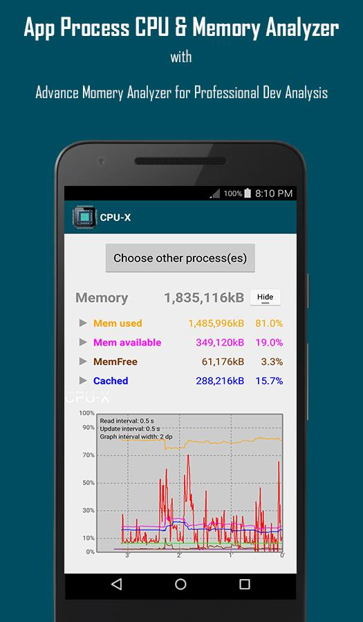 CPU-X Pro Screenshot 15
