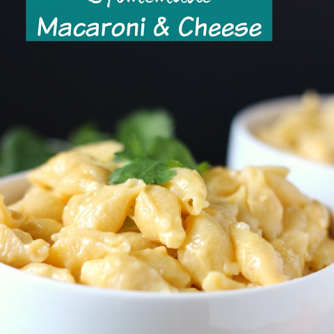 Homemade Macaroni and Cheese