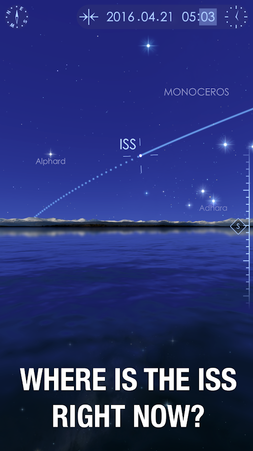 Star Walk 2 - Sky Guide: View Stars Day and Night Screenshot 4