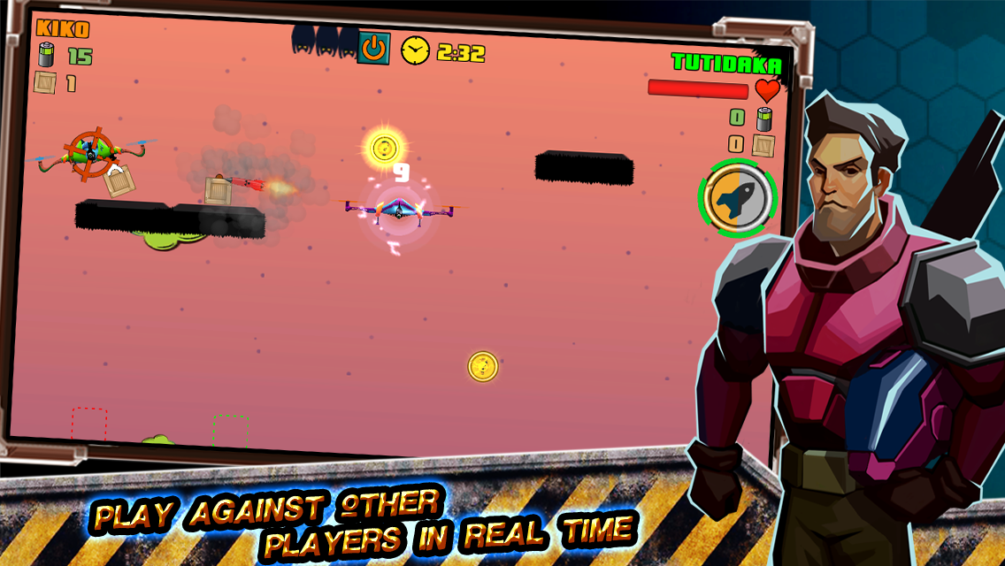 Drone Battles Screenshot 12