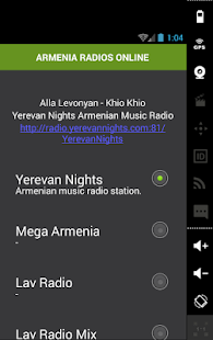 ARMENIA RADIOS ONLINE - screenshot