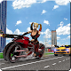 Superhero crime chase: Traffic Racer