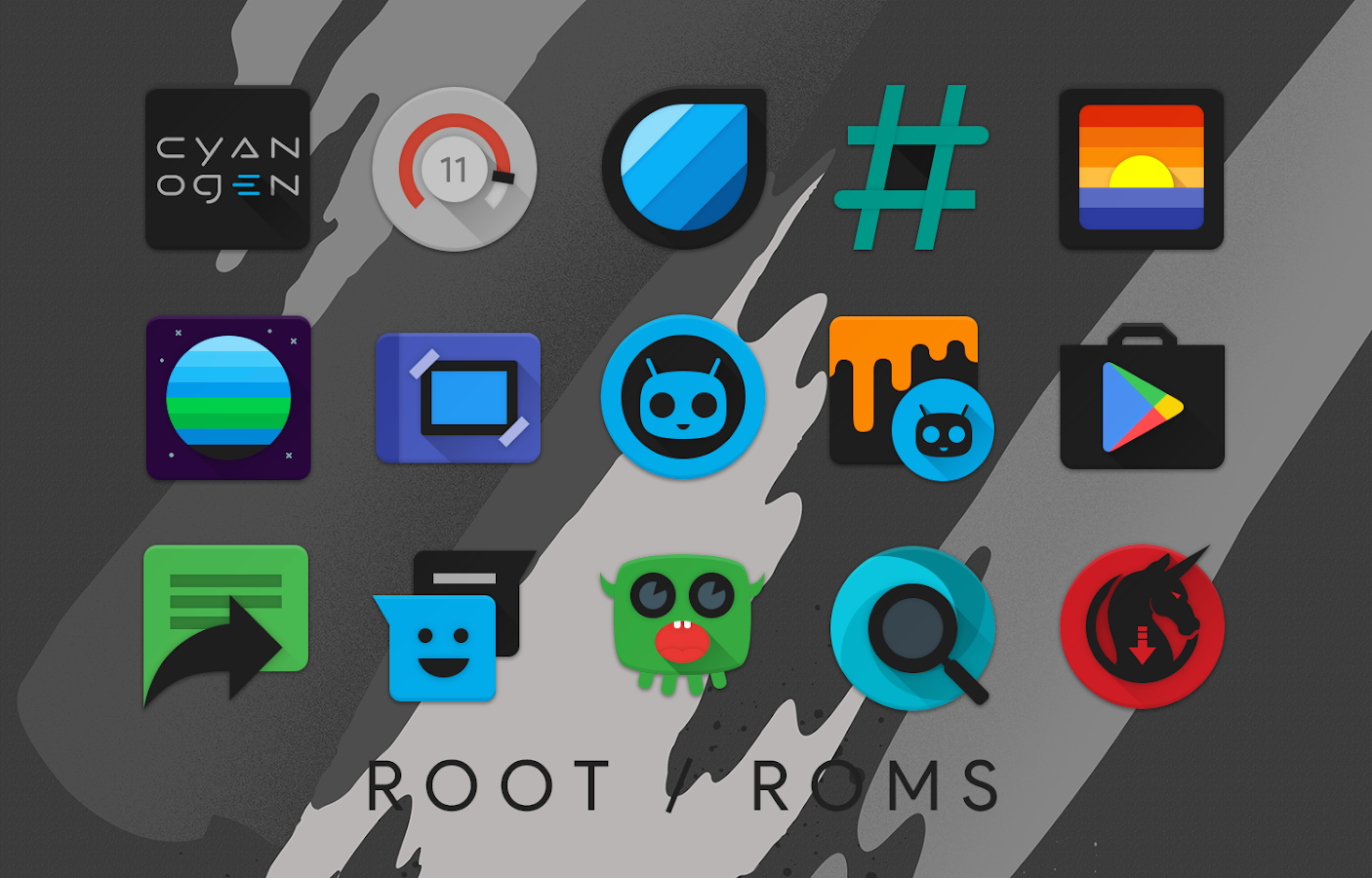 Supreme Icon Pack Screenshot 6