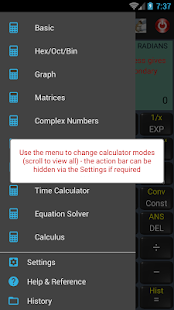 Scientific Calculator (adfree)- screenshot thumbnail