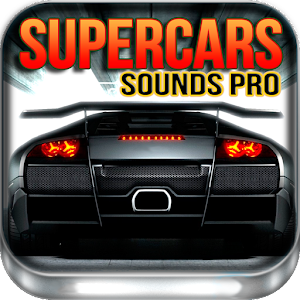 SuperCars Sounds PRO