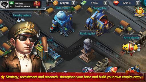 Little Commander 2: Global War - screenshot