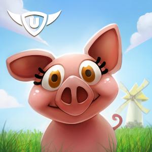 My Little Farmies Mobile App Icon