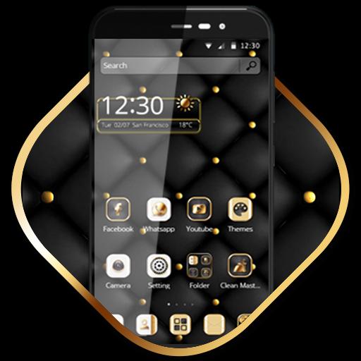 Black Golden Dot (app)