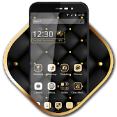 App Black Golden Dot APK for Windows Phone