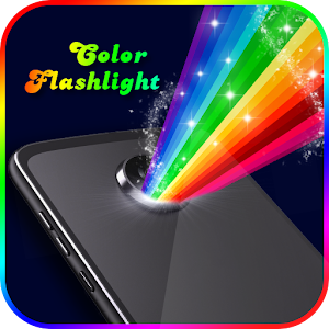 Color Flashlight-Torch LED Flash