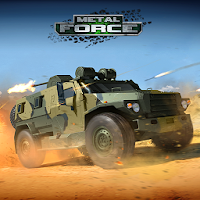 , Metal Force: Jogo de Tanques For PC (Windows And Mac)