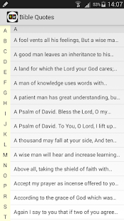 Bible Quotes - screenshot