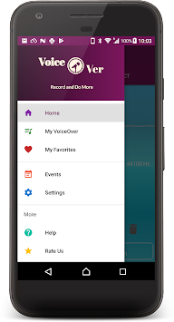 VoiceOver - Record And Do More. APK screenshot thumbnail 8